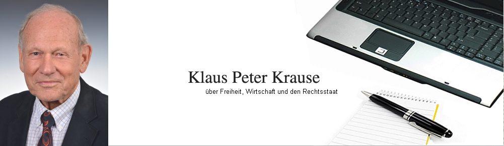 Klaus Peter Krause